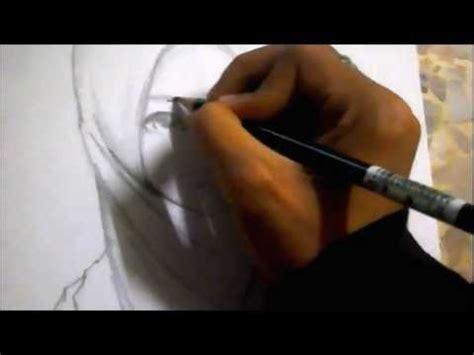 cara menggambar anime wanita bercadar gambar wanita muslimah buzzpls