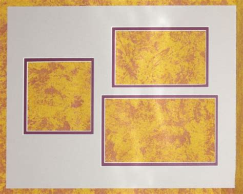 Collage Mats by Custom Collage Mat 25 S Custom Photo Mats