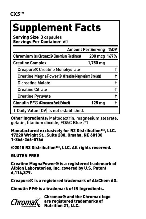 creatine nutrition facts creatine nutrition facts nutrition ftempo