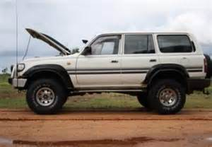 Toyota Land Cruiser 80 Series Diesel For Sale Toyota Landcruiser 80 Series Supercharged 6 2 V8 Chev