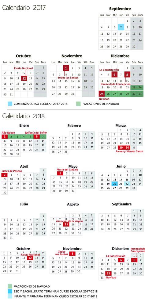 calendario vasco calendario escolar 2017 2018 en euskadi el correo