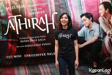 film layar lebar indonesia remaja wajah eksotis tika bravani banyak bintangi film layar