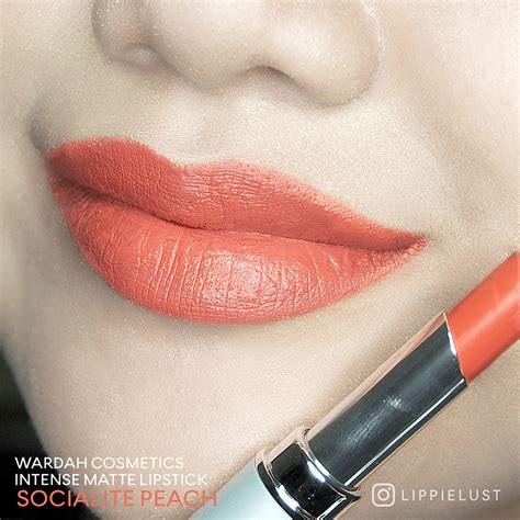 Harga Wardah Matte Lipstick Socialite review lipstik purbasari matte the of