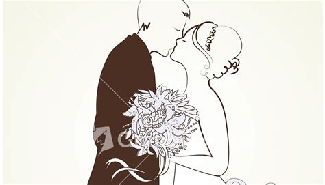 Wedding Graphic by And Groom Wedding Invitation Image