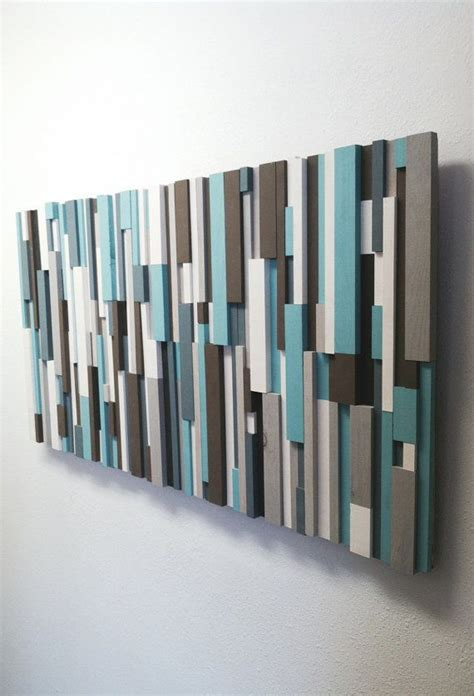 modern wood wall decor wood wall sculpture rustic wall modern wood