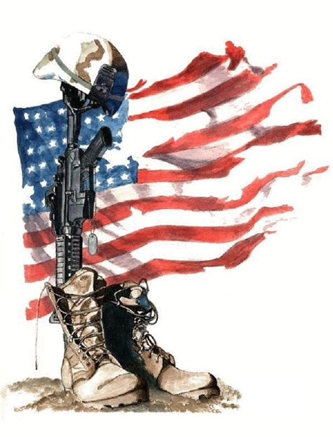 coolest cross army flag and image result for fallen soldier cross drawing pencil