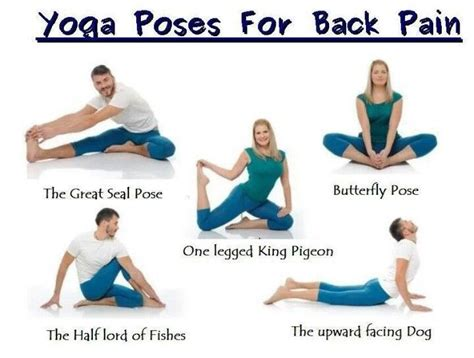 printable yoga poses for back pain yoga is an ancient indian practice that strengthens the
