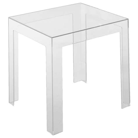 Kartell Jolly by Jolly Side Table Kartell Shop
