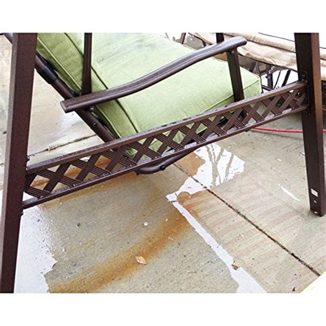 3 seater swing canopy replacement garden winds 3 seater a frame swing replacement canopy