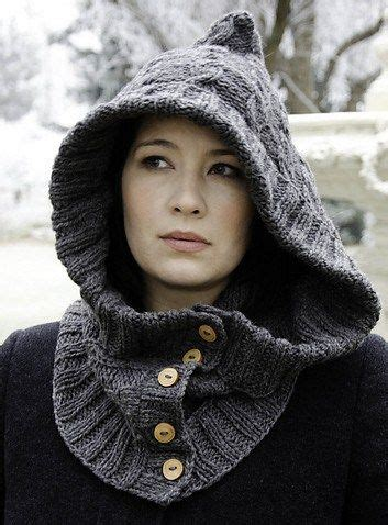 knit hooded cowl pattern hoods and hoodies knitting patterns hooded cowl and