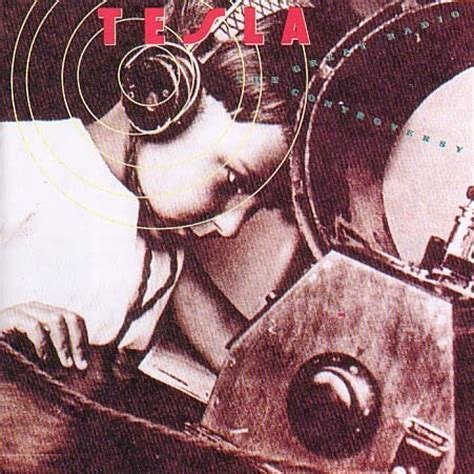 Tesla Albums Tesla The Great Radio Controversy Album Cover Parodies