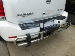 2005 Nissan Armada Rear Bumper 2014 Nissan Armada Design Autos Weblog