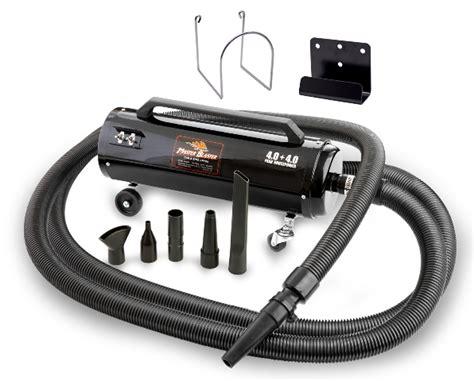 metrovac master blaster revolution car dryer  hose open box