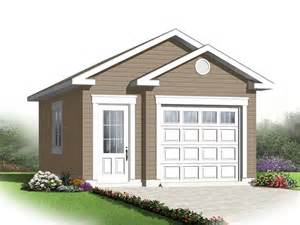 Garage Plan by One Car Garage Plans Traditional 1 Car Garage Plan
