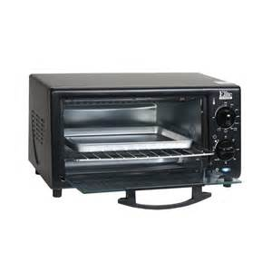 Toaster Oven And Broiler Elite 4 Slice Toaster Oven Broiler Bake Broil And Toast