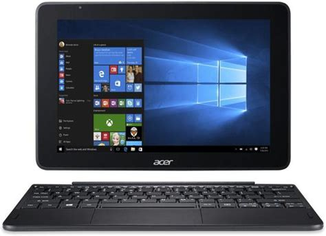 Laptop Acer One 10 Inch bol acer one 10 s1003 14xa 2 in 1 laptop 10 1 inch