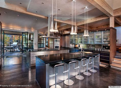 Big Kitchen Design Ideas by Celebrity Kitchens 2013 Home Interior Design