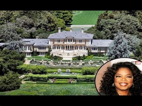 oprah winfrey house oprah winfrey s house 2016 youtube