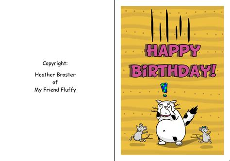 Free Printable Birthday Cards For Adults And Working Print Free Printable Humorous Birthday Cards