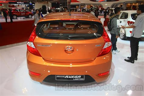 Hyundai Avega 2008 hyundai grand avega limited rear at the 2015 gaikindo indonesia international motor show