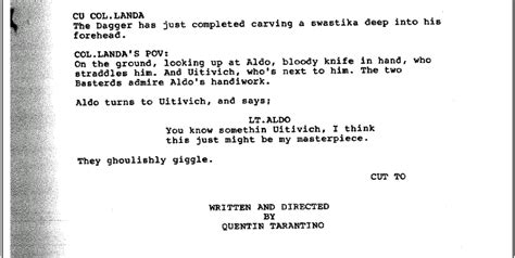 which film did quentin tarantino write but not direct quentin tarantino the most interesting screenwriter alive