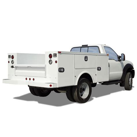 truck utility bed omaha standard service body utility truck bodies