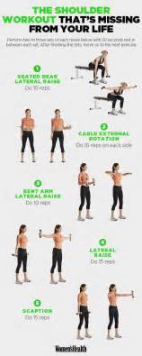 shoulder workout at home the best shoulder workout on the of the planet