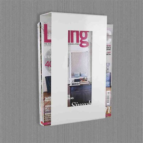 wall magazine holder bathroom bathroom magazine rack wall mount decor ideasdecor ideas