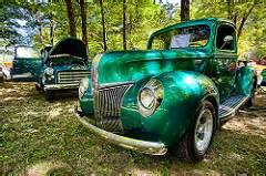vintage ford & gmc pickups