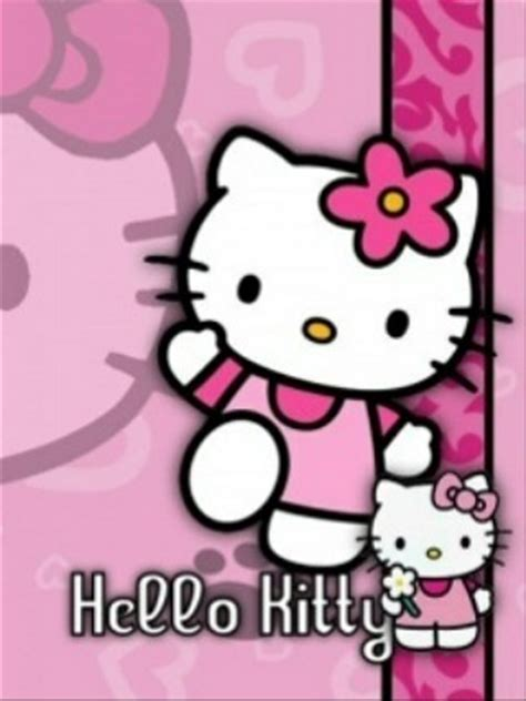 hello kitty wallpaper for your phone free hello kitty flower jpg phone wallpaper by whytchocolate30