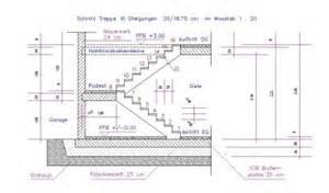 treppe schnitt digitale welten mit cad