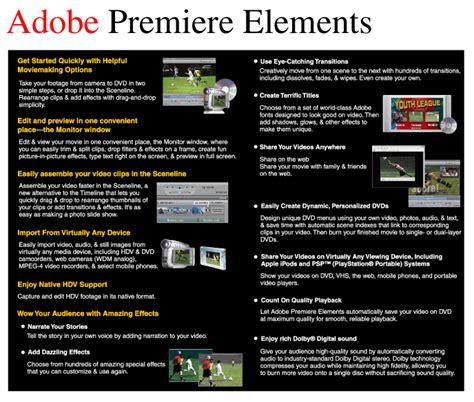 adobe premiere pro and elements snazzi rt pro