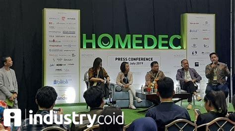 pameran home design interior homedec kembali digelar