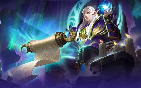 kumpulan wallpaper mobile legends  player ml sejati