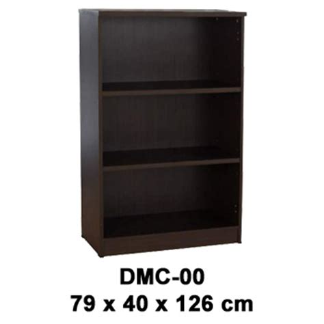 Lemari Arsip Kantor Pintu Panel Dhc 8323 jual lemari arsip sedang tanpa pintu type dmc 00 harga murah toko agen distributor di
