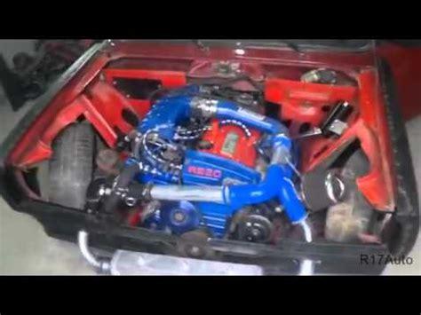 lada estetica tuning lada 2105 motor skyline turbo