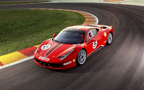 Ferrari 458 Challenge by Ferrari 458 Challenge 2011 Wallpapers Hd Wallpapers Id