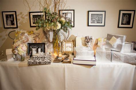 Wedding Gift Table by The Gallery For Gt Wedding Gift Table