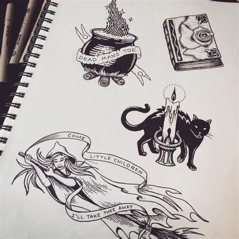 hocus pocus tattoo 9 best ink hocus pocus images on disney