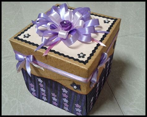 Boxes For Handmade Cards - lina s handmade cards explosion box explosion box