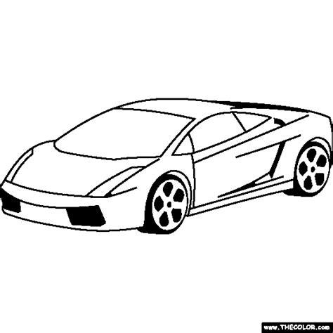 Lamborghini Pictures To Color Lamborghini Coloring Pages