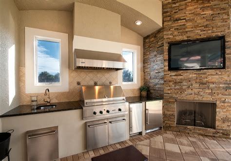 outdoor kitchen exhaust hoods outdoor kitchen appliances must haves for your next