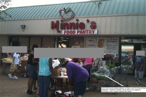 Food Pantry In Plano Tx by Community Harvest Garden