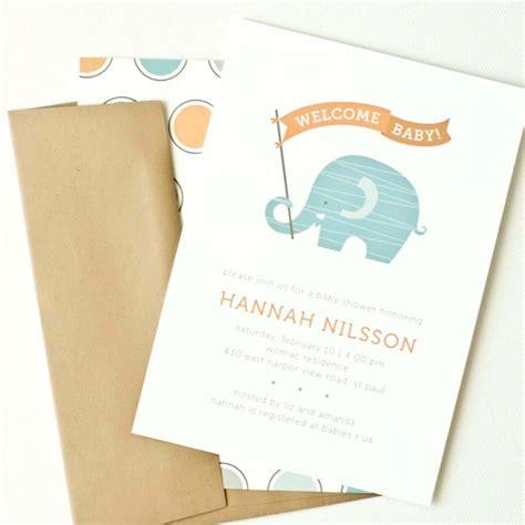 Baby Shower Paper Crafts - baby shower invitation crafts
