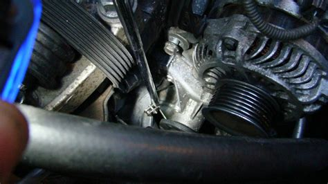 Tensioner Fan Belt V Belt Honda Brio City Jazz Freed 31170 Rb0 Promo 2006 honda civic serpentine belt idler bolt failed 13