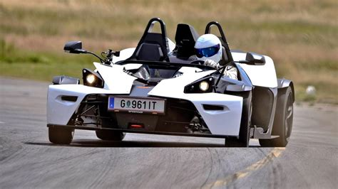 Ktm Top Gear Ktm X Bow Review Top Gear