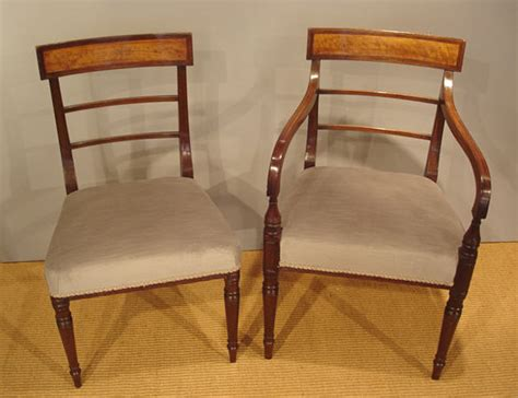 Antique Dining Chairs Uk Set Of Eight Antique Dining Chairs Eight Regency Mahogany Dining Chairs Antique Dining