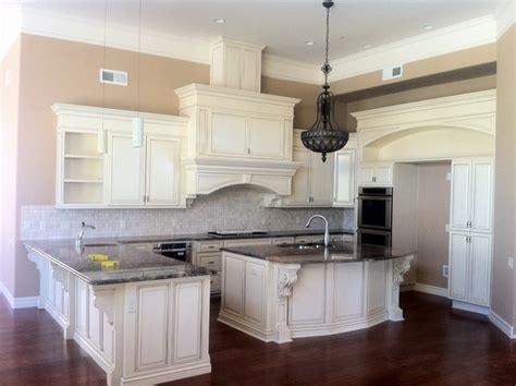 willis homes mediterranean kitchen cabinetry other