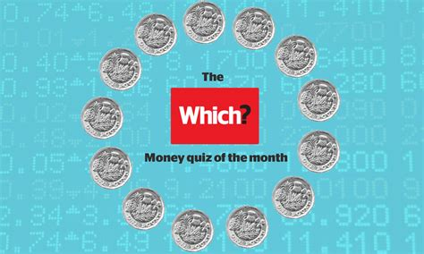 Surveys And Quizzes For Money - the which money quiz of the month june 2017 which news