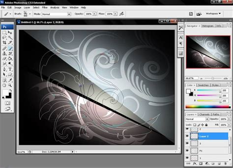 tutorial photoshop cs3 débutant adobe photoshop cs3 background design tutorial easily